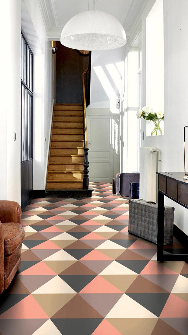 Pavimento Vinilico - id Mixonomi per Casa Appartamenti Settore Residenziale
